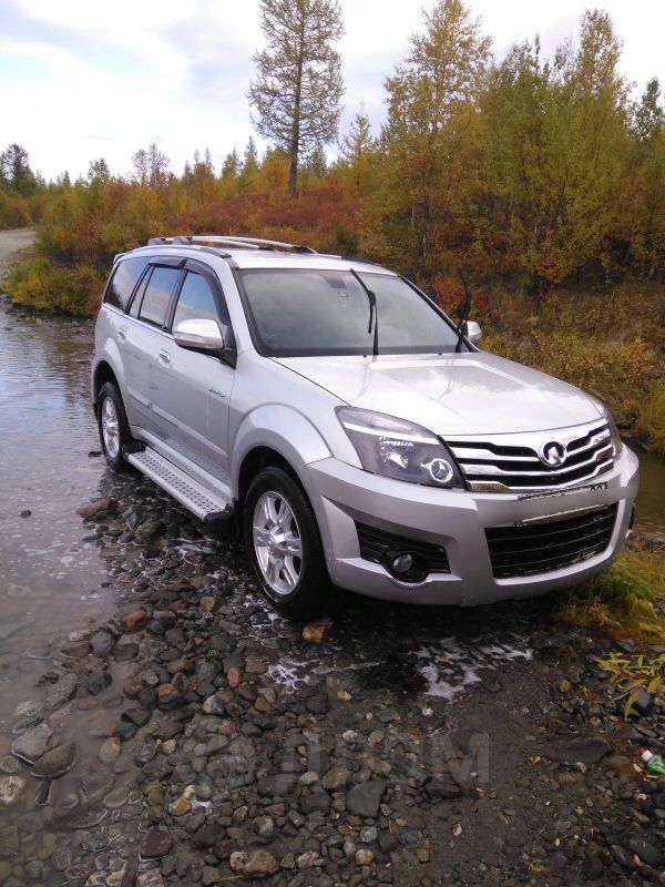 Great Wall Hover H3, 2014 год, 800 000 руб.