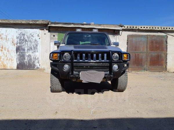 Hummer H3, 2007 год, 980 000 руб.