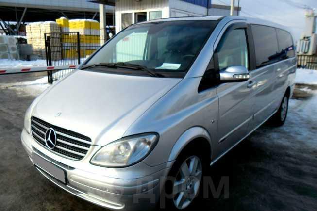 Mercedes-Benz Viano, 2007 год, 998 000 руб.