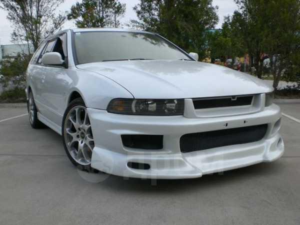 Mitsubishi Legnum, 1999 год, 480 000 руб.
