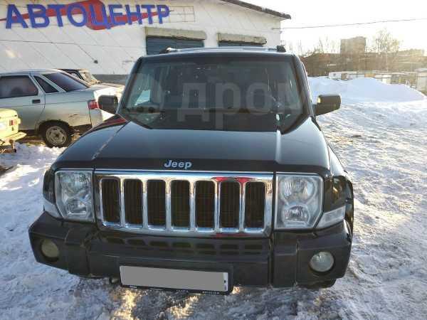 Jeep Commander, 2007 год, 720 000 руб.