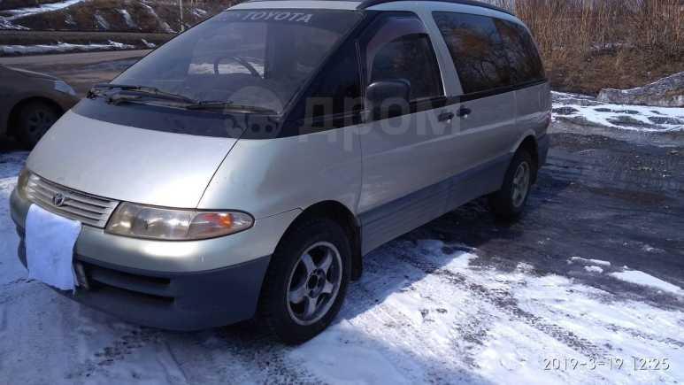 Toyota Estima Lucida, 1996 год, 168 000 руб.