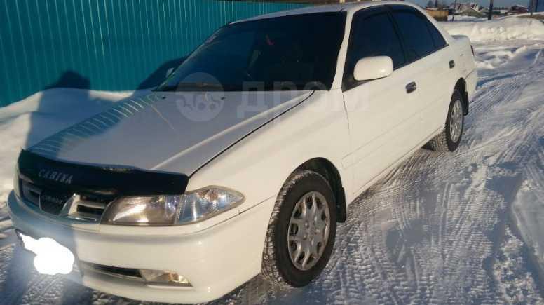 Toyota Carina, 2000 год, 198 000 руб.