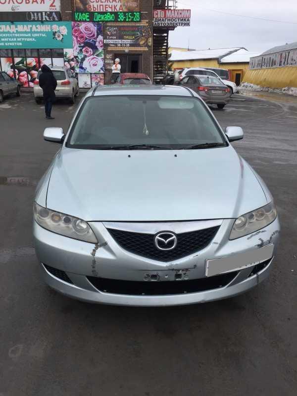Mazda Atenza, 2002 год, 180 000 руб.