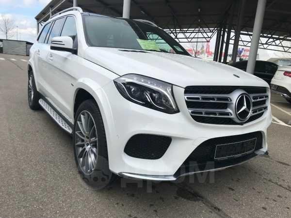 Mercedes-Benz GLS-Class, 2019 год, 6 211 863 руб.