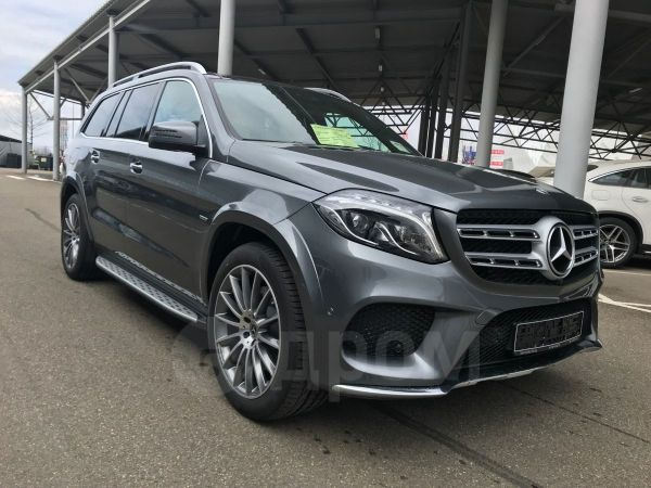 Mercedes-Benz GLS-Class, 2019 год, 6 348 388 руб.