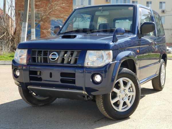 Nissan Kix, 2011 год, 478 000 руб.