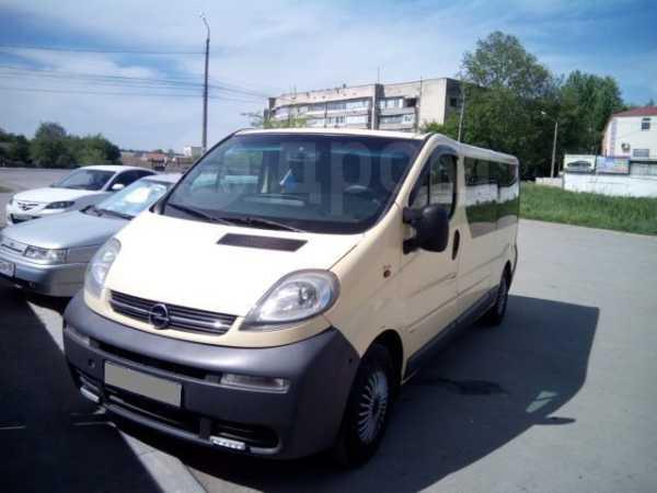 Opel Vivaro, 2004 год, 700 000 руб.