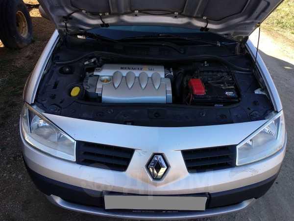 Renault Megane, 2005 год, 240 000 руб.