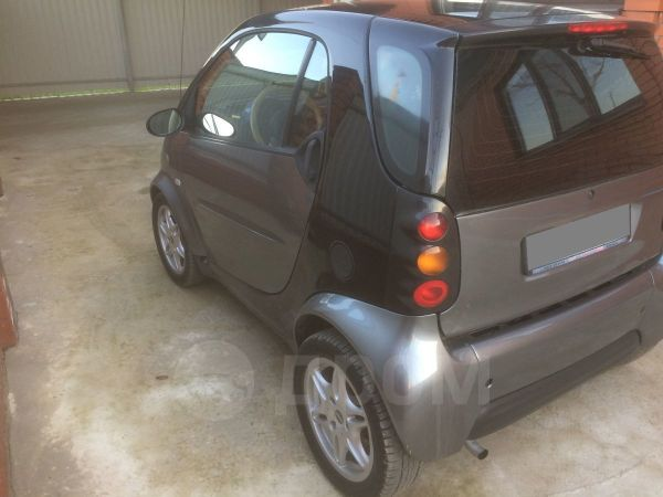 Smart Fortwo, 1998 год, 265 000 руб.