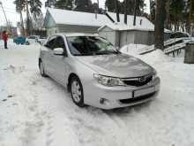Шадринск Impreza 2008