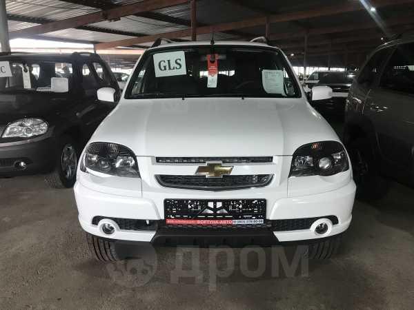 Chevrolet Niva, 2018 год, 775 000 руб.