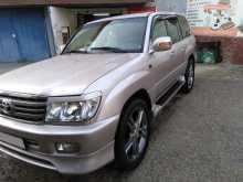 Туапсе Land Cruiser 2002