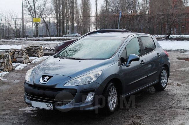 Peugeot 308, 2008 год, 290 000 руб.