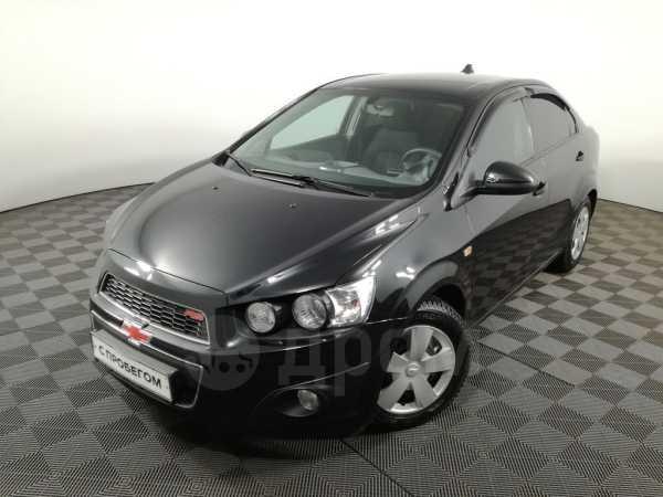 Chevrolet Aveo, 2012 год, 390 000 руб.