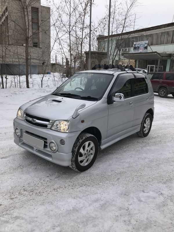 Daihatsu Terios Kid, 2001 год, 215 000 руб.