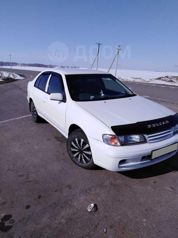 Nissan Pulsar, 1999 год, 159 999 руб.