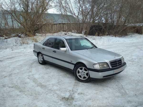 Mercedes-Benz C-Class, 1996 год, 230 000 руб.