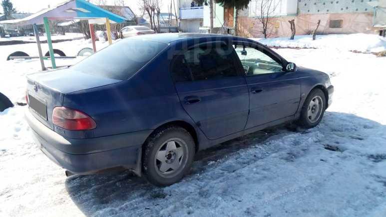 Toyota Avensis, 2001 год, 219 000 руб.
