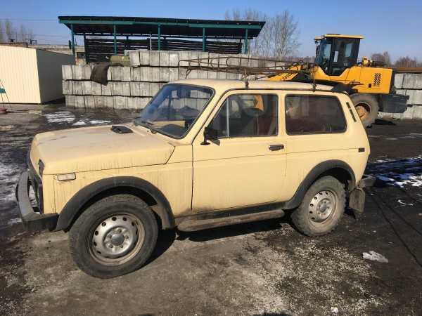Лада 4x4 2121 Нива, 1986 год, 65 000 руб.