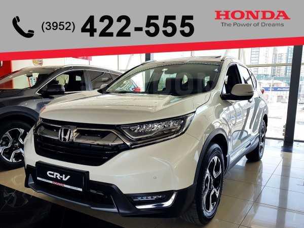 Honda CR-V, 2018 год, 2 530 000 руб.