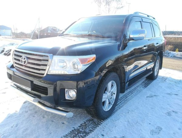Toyota Land Cruiser, 2012 год, 2 550 000 руб.
