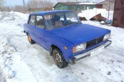 ВАЗ (Лада) 2105, 2000 г., Новосибирск