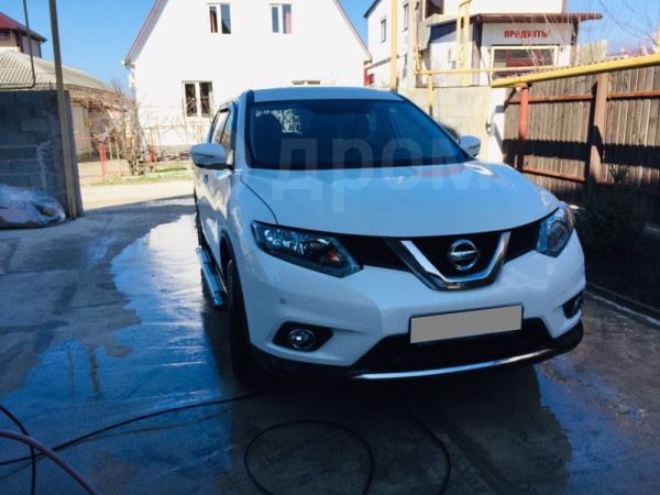 Nissan X-Trail, 2017 год, 1 550 000 руб.