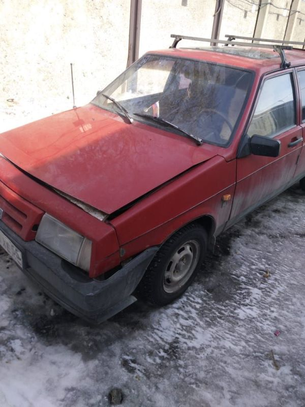 Лада 2109, 1990 год, 30 000 руб.
