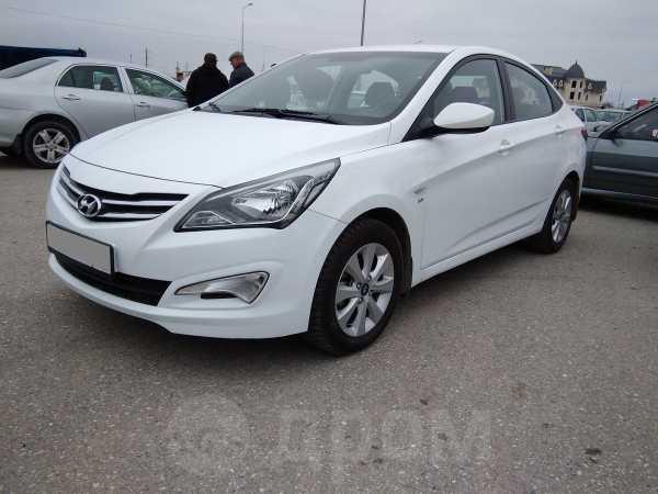 Hyundai Solaris, 2016 год, 560 000 руб.