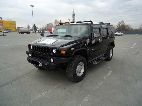 Hummer H2, 2003 год, 1 057 000 руб.
