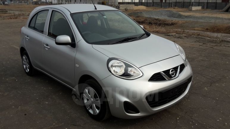 Nissan March, 2015 год, 442 000 руб.