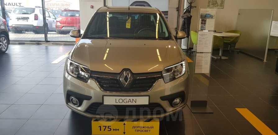 Renault Logan, 2018 год, 808 511 руб.