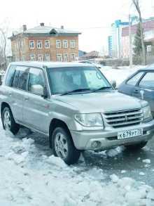 Томск Pajero iO 2001