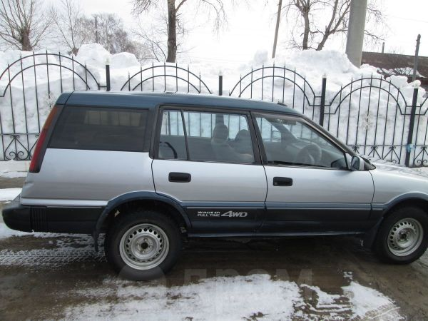 Toyota Sprinter Carib, 1990 год, 125 000 руб.
