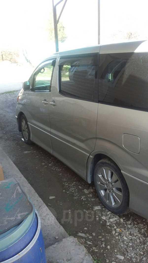Toyota Alphard, 2004 год, 370 000 руб.