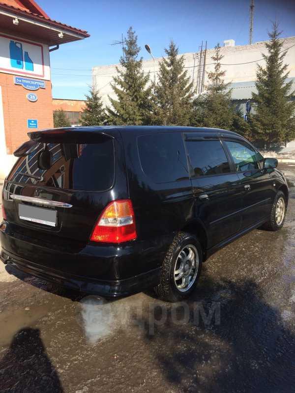 Honda Odyssey, 2002 год, 365 000 руб.