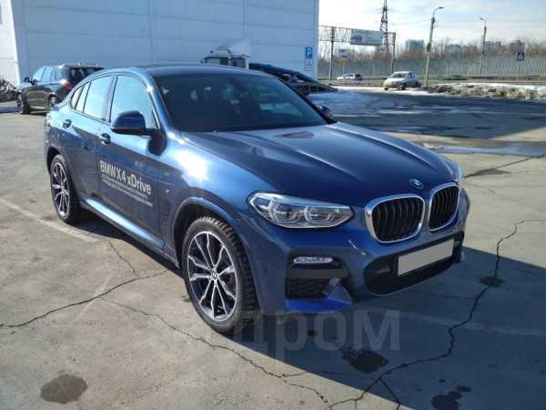 BMW X4, 2018 год, 4 370 000 руб.