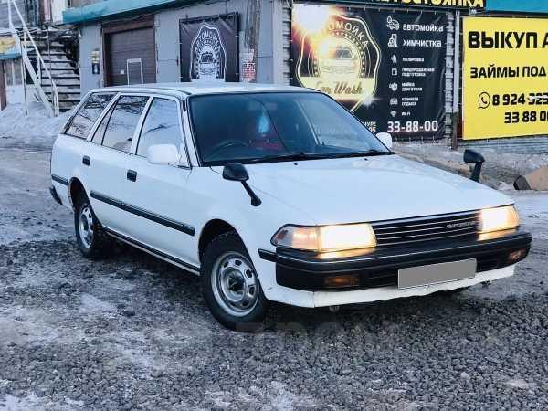 Toyota Corona, 1990 год, 88 000 руб.