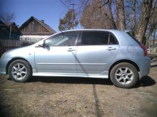 Лесозаводск Corolla Runx 2005