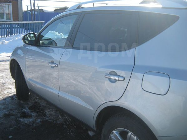Geely Emgrand X7, 2015 год, 700 000 руб.