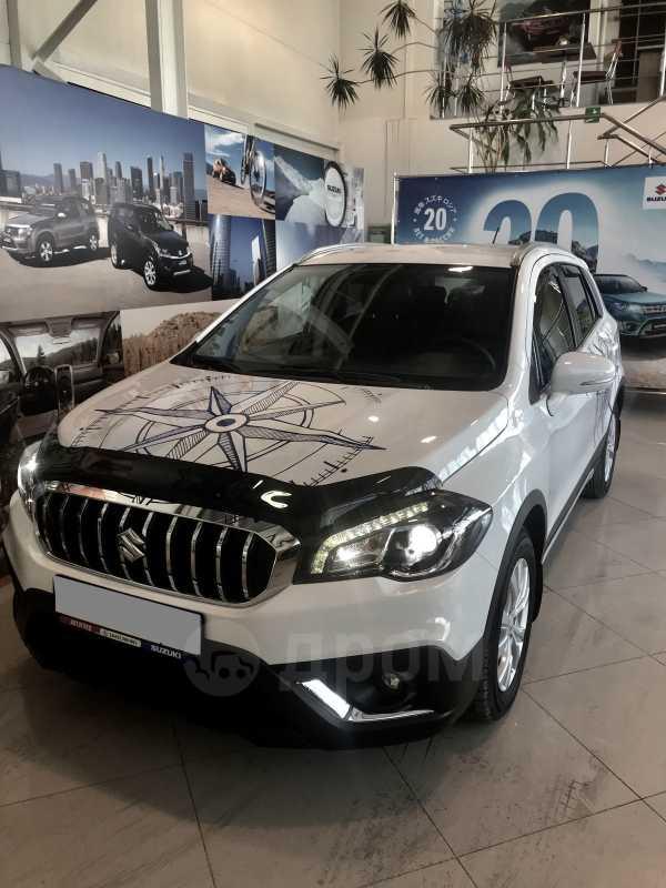 Suzuki SX4, 2018 год, 1 595 000 руб.