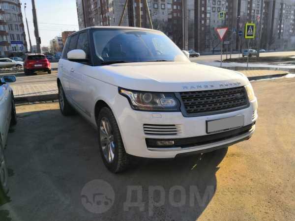 Land Rover Range Rover, 2014 год, 3 100 000 руб.