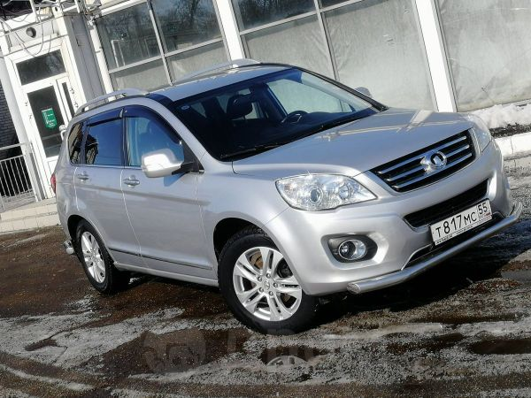 Great Wall Hover H6, 2014 год, 589 000 руб.