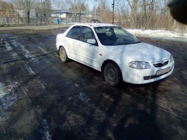 Mazda Familia, 2000 год, 178 000 руб.