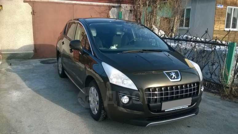Peugeot 3008, 2012 год, 550 000 руб.
