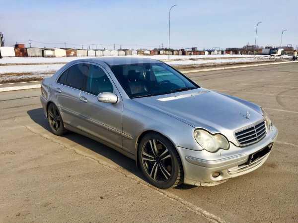 Mercedes-Benz C-Class, 2004 год, 380 000 руб.