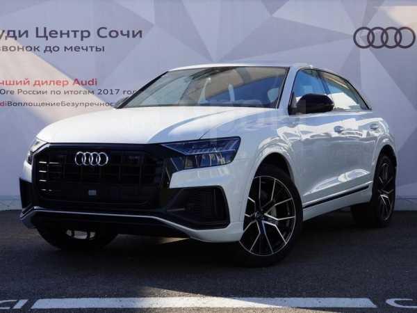 Audi Q8, 2018 год, 6 615 503 руб.