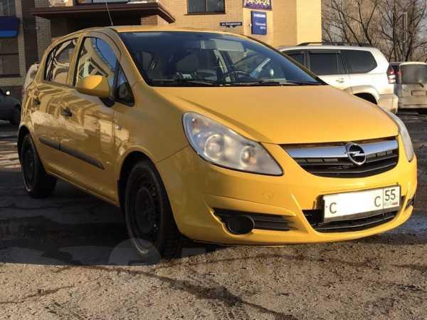 Opel Corsa, 2007 год, 275 000 руб.