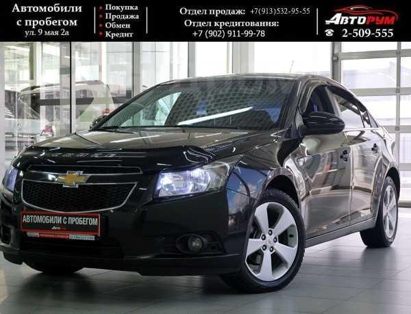 Chevrolet Cruze, 2012 год, 567 000 руб.